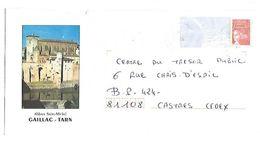 PAP REPIQUE ABBAYE SAINT MICHEL à GAILLAC TARN - PAP: Ristampa/Luquet