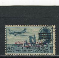 EGYPTE - Y&T Poste Aérienne N° 77° - Poste Aérienne