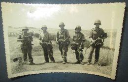 Photo Originale Guerre D'Algérie - Documents