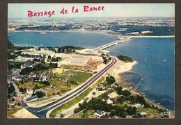 - 1436 Barrage De La Rance -première Usine Marémotrice , Barrage De 750m Entre St-Malo Et Dinard ( IRIS ) - France