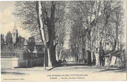 DIGNE (04) Avenue Grande Fontaine - Digne