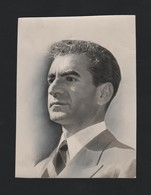 SHAH OF PERSIA AS A YOUNG MAN 1950 - Historical Documents