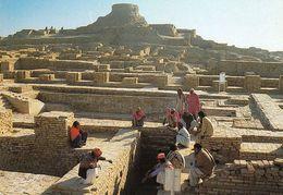 1 AK Pakistan * Ruinen Von Moen-jo-Daro - War Von 2600 Bis 1800 V. Chr. Teil Der Induskultur - Seit 1980 Weltkulturerbe - Pakistan