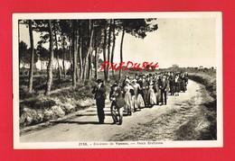[56] Morbihan > Environs De Vannes Noce Bretonne - France