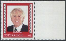 ÖSTERREICH / 8124858 / Günter Kerngast / Postfrisch / ** / MNH - Personalisierte Briefmarken