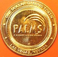$1 Casino Token. Palms, Las Vegas, NV. J59. - Casino