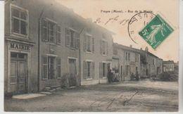 Meuse TROYON Rue De La Mairie - France