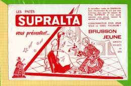BUVARD & Blotting Paper  : Les Pates SUPRALTA  Cendrillon - Sopas & Salsas