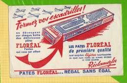BUVARD & Blotting Paper  : Les Pates FLOREAL - Potages & Sauces