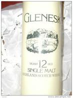 Glenesk Single Malt Whisky - 750ml.- 40% - Ca. 45 Years Old !!! - Whisky