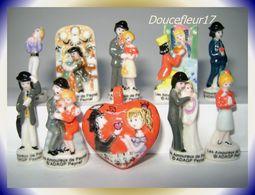 Amoureux De Peynet .. Serie Complète RARE ...Ref AFF : 96-2003... (pan 0024) - Characters
