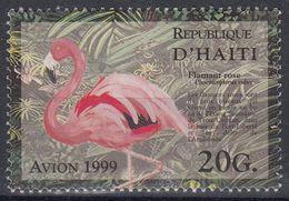 HAITI 1999 - Flamant Rose Flamingo - Haiti