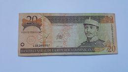 REPUBBLICA DOMINICANA 20 PESOS ORO 2003 - Dominicana