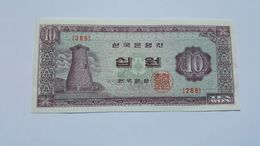 COREA DEL SUD 10 WON - Corea Del Sud