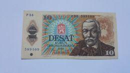 CECOSLOVACCHIA 10 DESAT 1986 - Cecoslovacchia