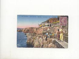 06/ CPA - Juan Les Pins - Eden Roc - La Piscine (Cap D'Antibes) - Cap D'Antibes - La Garoupe