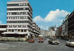 Opel Diplomat,Rekord C,Fiat 128,Mercedes-8,Bad Aachen,ungelaufen - Voitures De Tourisme