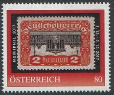 ÖSTERREICH / 8124758 / Numiphil 2017 / Postfrisch / ** / MNH - Personalisierte Briefmarken