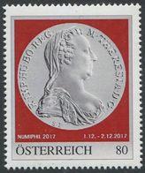 ÖSTERREICH / 8124756 / Numiphil 2017 / Postfrisch / ** / MNH - Österreich
