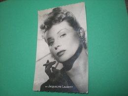 Jacqueline Laurent Studio Harcourt N°183 (R4) - Acteurs