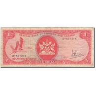 Billet, Trinidad And Tobago, 1 Dollar, 1977, 1977, KM:30a, TTB - Trinité & Tobago