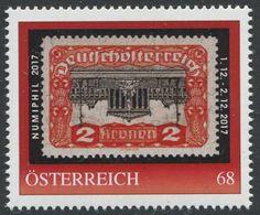 ÖSTERREICH / 8124754 / Numiphil 2017 / Postfrisch / ** / MNH - Österreich