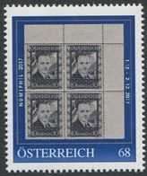 ÖSTERREICH / 8124753 / Numiphil 2017 / Postfrisch / ** / MNH - Personalisierte Briefmarken