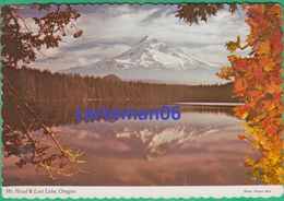 Etats-Unis - Mt. Hood & Lost Lake, Oregon - Etats-Unis