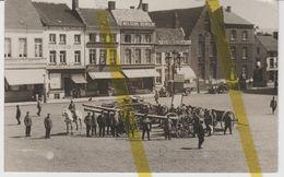 BELGIQUE FLANDRE ROULERS ROESELARE CARTE PHOTO ALLEMANDE MILITARIA 1914/1918 WW1 WK1 - Roeselare