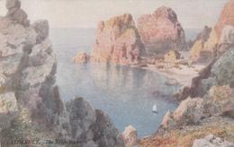 Alderney Postcard - The Sister Rocks- Unused Mint - Alderney