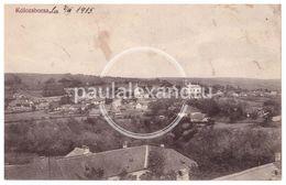 Romania - Borsa 1915 Vedere Generala - Rumänien