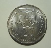 Portugal 20 Escudos 1986 - Portugal