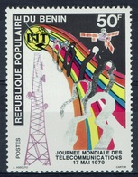 Benin, Telecommunications, 1979, MNH VF - Benin - Dahomey (1960-...)