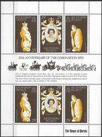 1978 Ascension Island Mi 229-31**MNH . 25. Jahrestag Der Krönung Von Königin Elisa-beth II - Ascension