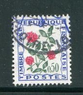 FRANCE- Taxe Y&T N°101- Oblitéré - Taxes
