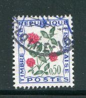 FRANCE- Taxe Y&T N°101- Oblitéré - 1960-.... Gebraucht