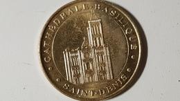 Cathédrale-Basilique Saint Denis 2004 - Monnaie De Paris