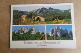 LES DENTELLES DE MONTMIRAIL - Prés De Gigondas ( 84 Vaucluse ) - Non Classés