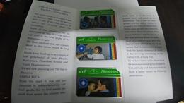 United Kingdom(btg018-020)romanin(3 Card In Fol(5units)(152f)tirage1000mint1card Prepiad Free(price Card Cataloge25.00£) - United Kingdom