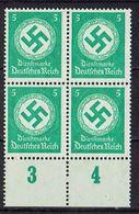 DR 1934 // Michel 134 ** UR (16.734) - Service