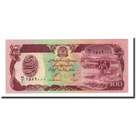 Billet, Afghanistan, 100 Afghanis, 1991, KM:58c, SPL+ - Afghanistan