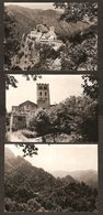 - 6 Photos Originales De Saint-Martin Du Canigou En 1973 - France