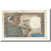 France, 10 Francs, 1949-03-10, KM:99f, TTB+, Fayette:8.20 - 1871-1952 Anciens Francs Circulés Au XXème