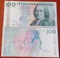 Sweden - 100 Kronor 2010 AUNC+ Lemberg-Zp - Suède