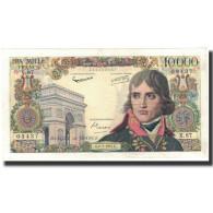 France, 10,000 Francs, 1957-07-04, KM:136b, TTB, Fayette:51.9 - 1871-1952 Antichi Franchi Circolanti Nel XX Secolo