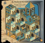 SPAIN ,2017, MNH, VIDEO GAMES, THE ABBEY OF CRIME, SHEETLET - Games