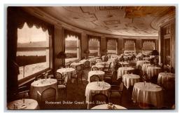 18161  Zurich   Dolder Grand Hotel Restaurant Dining Room - Hotels & Restaurants