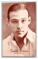 18438   Rudolph Valentino In The Sheik - Artistes