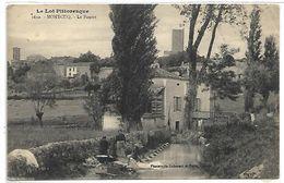 MONTCUQ - Le Pontet - Montcuq