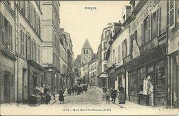 PARIS 20 - Vue Saint Blaise                     -- C P 1014 - Arrondissement: 20